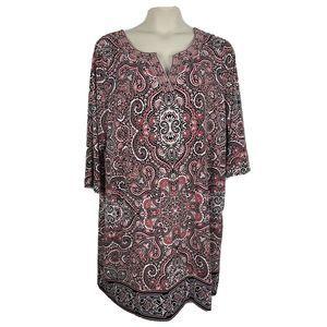 White House Black Market Size 3X Pink   Dress